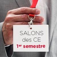 Rencontrons nous au Salon des CE 1er semestre 2016