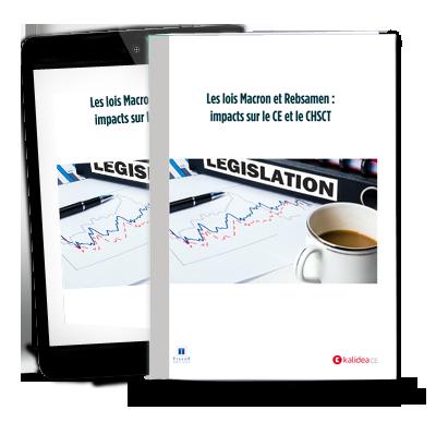 Livre blanc - Les lois Macron et Rebsamen