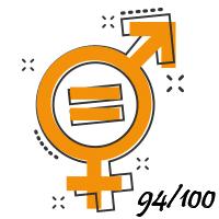 Egalité Homme-Femme 94/100