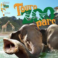 Touroparc Zoo partenaire billetterie Kalidea CE