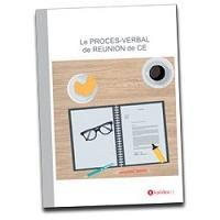 Livre blanc - Le Procès-Verbal de réunion du CE